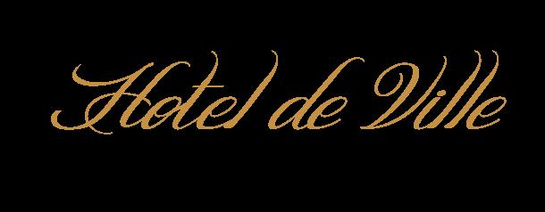 Hôtel de Ville | Restaurant et salle privatisable à Gruyères
